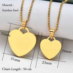 Necklace Customized Necklaces Photo Name