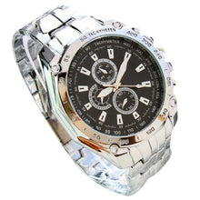 Watches Steel Needle Fashion Men's Business Watch