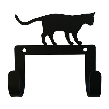 Wrought Iron Cat Dog Leash Dog Leash & Collar Wall Hook dog hook dog key rack dog leash hook key