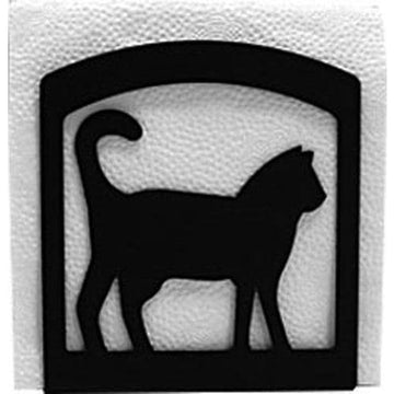 Wrought Iron Cat Napkin Holder cocktail napkin holder napkin holder serviette dispenser towelette