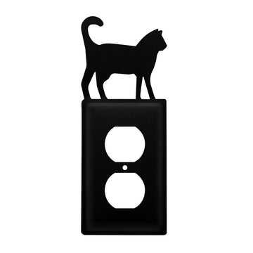 Wrought Iron Cat Outlet Cover light switch covers lightswitch covers outlet cover switch covers