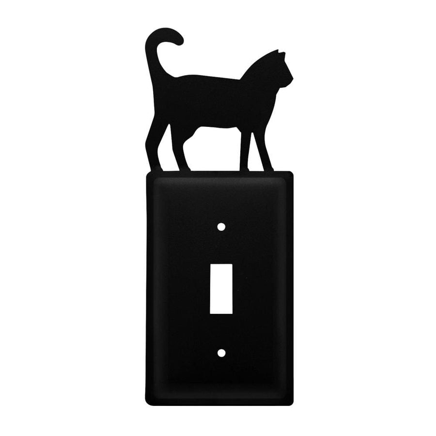 Wrought Iron Cat Switch Cover light switch covers lightswitch covers outlet cover switch covers