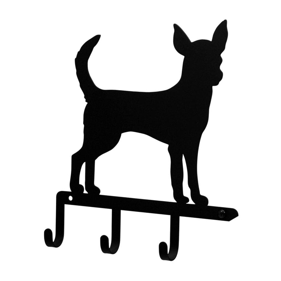 Wrought Iron Chihuahua Dog Key Holder Key Hooks key hanger key hooks Key Organizers key rack