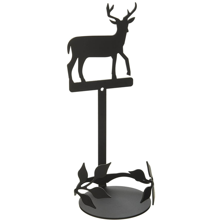 Wrought Iron Deer Large Jar Sconce candle holder candle sconce candle wall sconce sconce wall candle