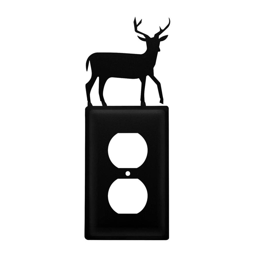 Wrought Iron Deer Outlet Cover light switch covers lightswitch covers outlet cover switch covers