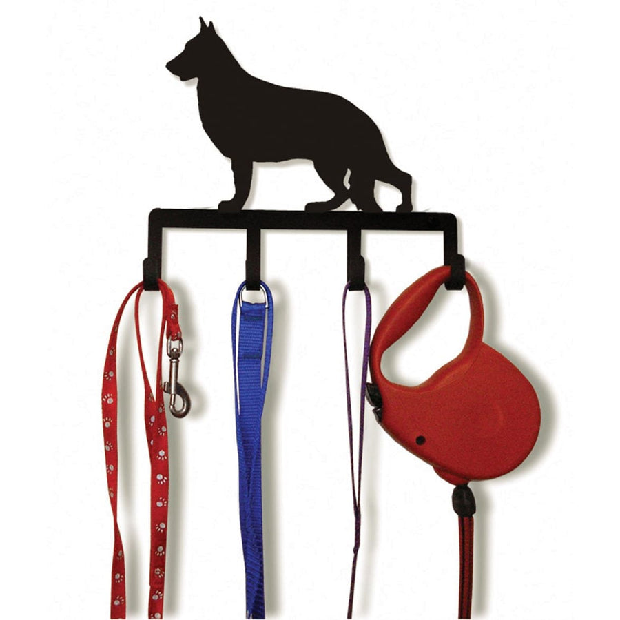 Wrought Iron Dog Key Holder Key Hooks dog accessories key hanger key hooks key rack