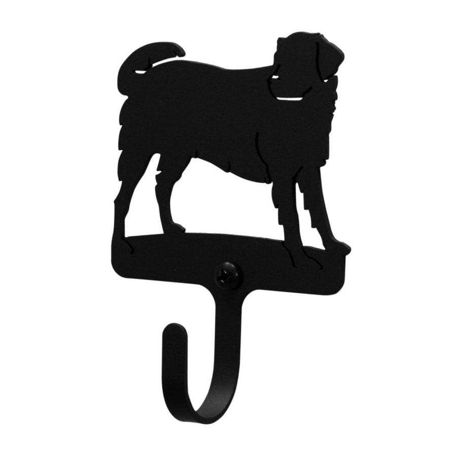 Wrought Iron Dog Wall Hook Decorative Xsmall coat hooks dog accessories dog hook Dog Wall Hook hook