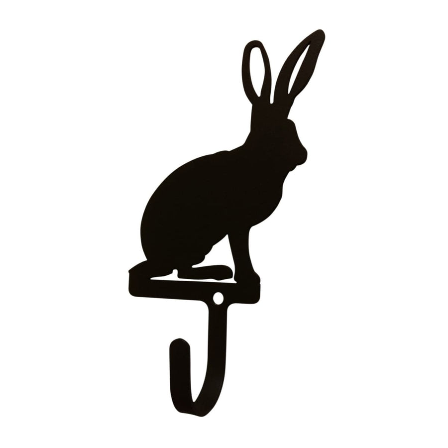Wrought Iron Jack Rabbit Wall Hook Decorative Small Jack Rabbit Wall Hook new wall hook Wrought Iron