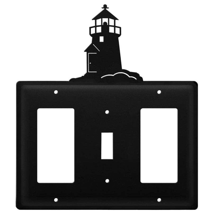 Wrought Iron Lighthouse GFCI Switch GFCI Cover light switch covers lightswitch covers outlet cover