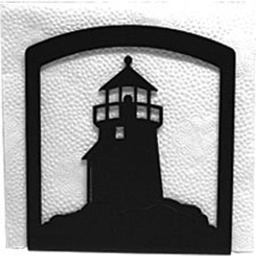 Wrought Iron Lighthouse Napkin Holder cocktail napkin holder napkin holder serviette dispenser