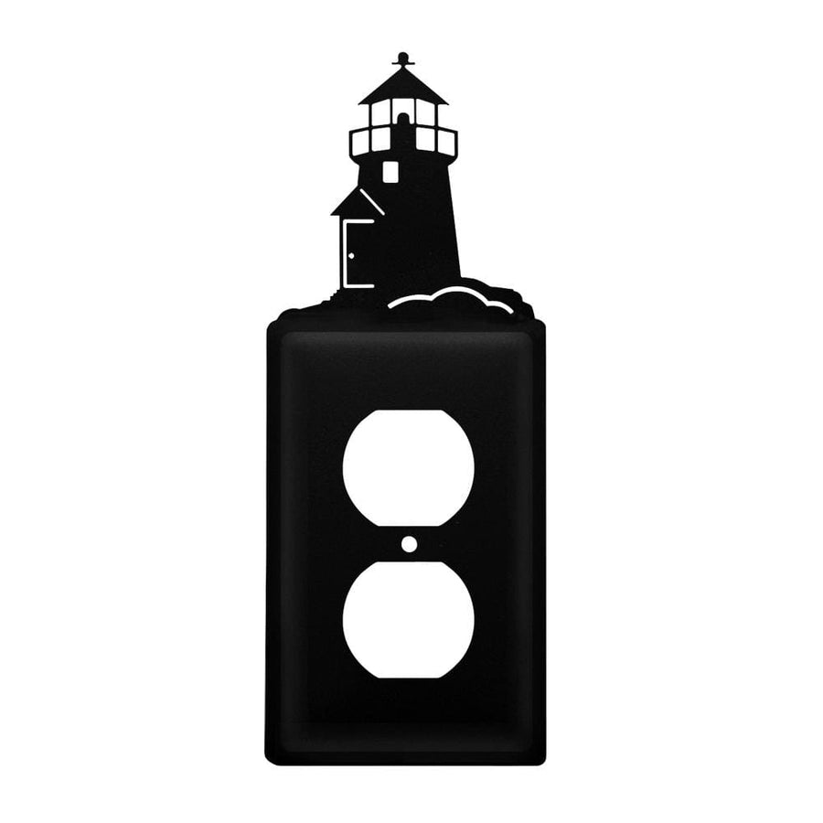 Wrought Iron Lighthouse Outlet Cover light switch covers lightswitch covers outlet cover switch