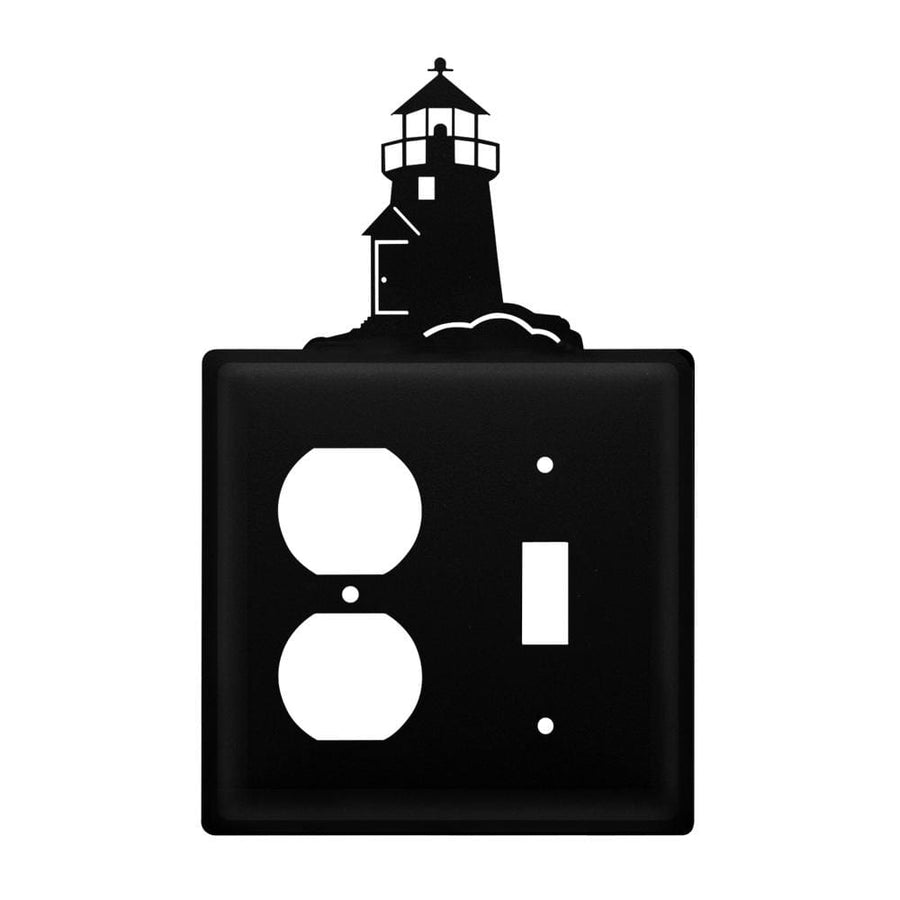 Wrought Iron Lighthouse Outlet & Switch Cover light switch covers lightswitch covers outlet cover