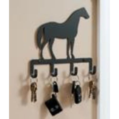 Wrought Iron Loon Key Holder Key Hooks key hanger key hooks Key Organizers key rack
