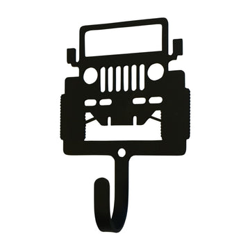 Wrought Iron Off Road Vehicle Wall Hook Decorative Small new Off Road Vehicle Wall Hook wall hook
