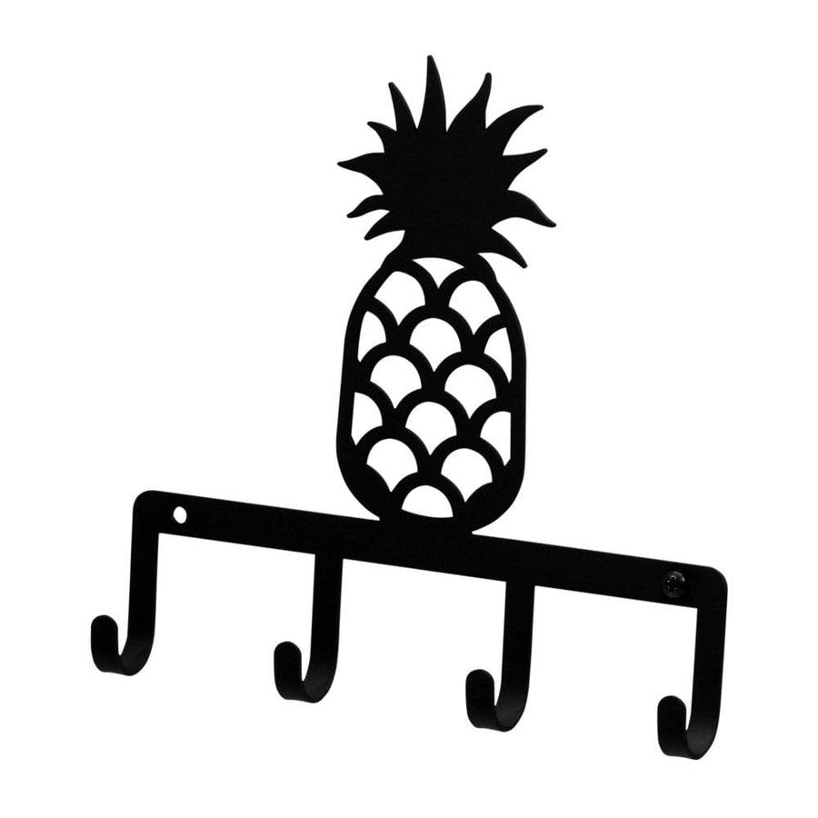 Wrought Iron Pineapple Key Holder Key Hooks key hanger key hooks Key Organizers key rack