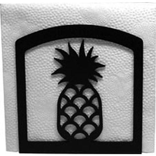 Wrought Iron Pineapple Napkin Holder cocktail napkin holder napkin holder serviette dispenser