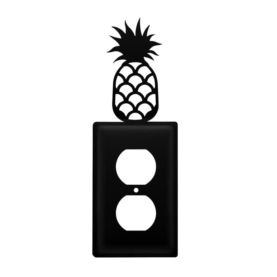 Wrought Iron Pineapple Outlet Cover light switch covers lightswitch covers outlet cover switch