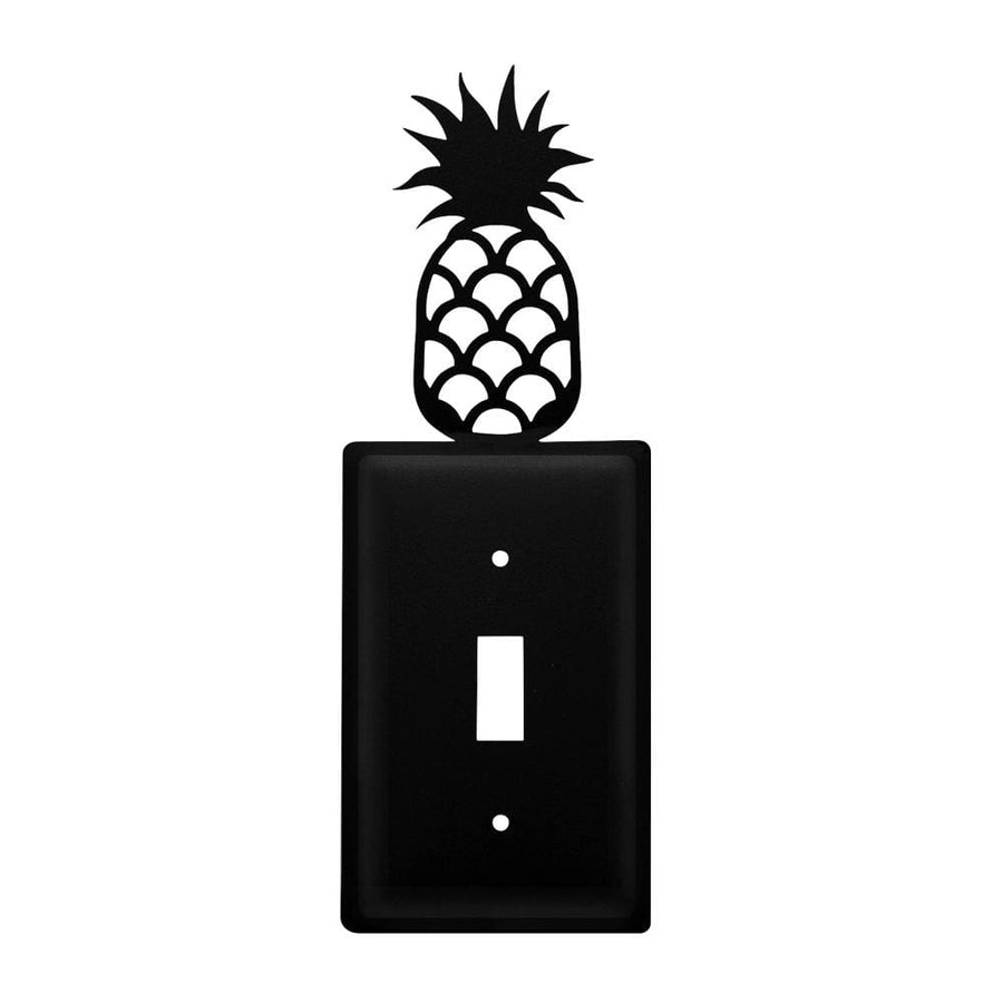 Wrought Iron Pineapple Switch Cover light switch covers lightswitch covers outlet cover switch