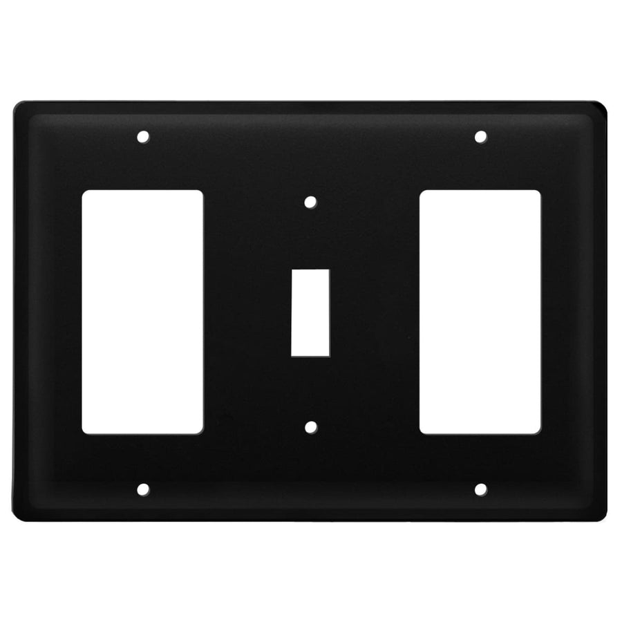 Wrought Iron Plain GFCI Switch GFCI Cover light switch covers lightswitch covers outlet cover switch