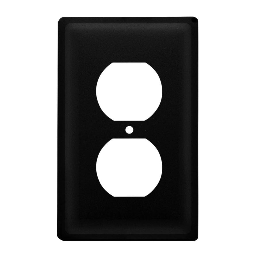 Wrought Iron Plain Outlet Cover featured light switch covers lightswitch covers outlet cover switch