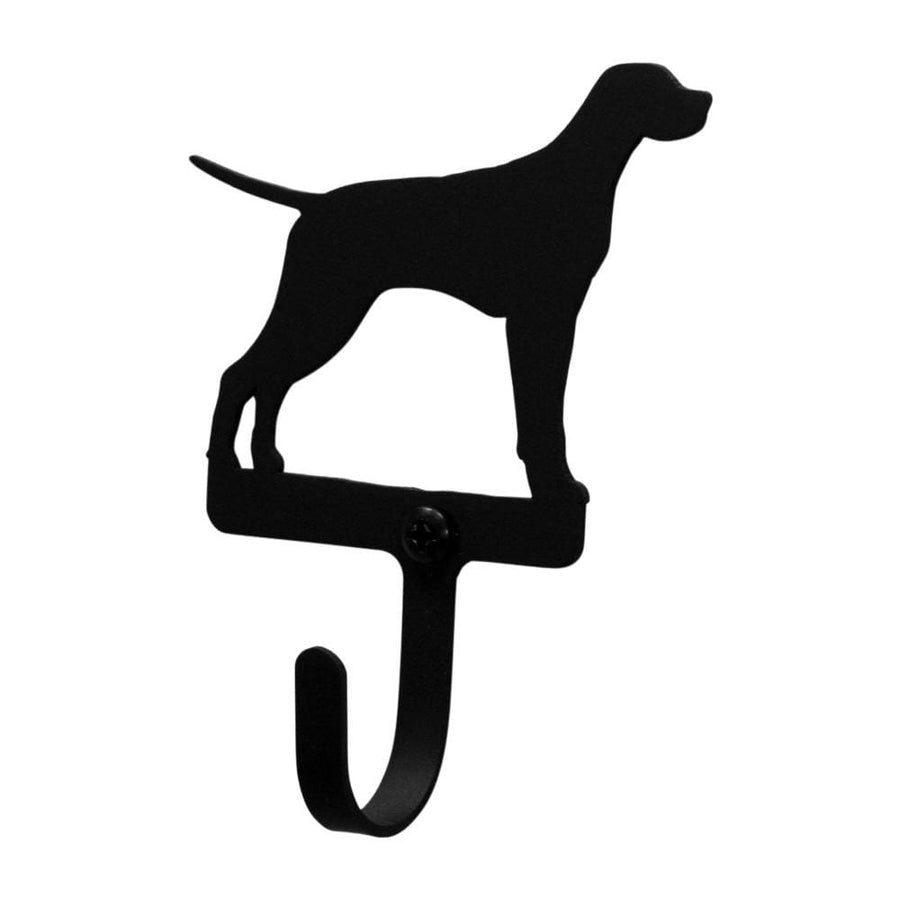 Wrought Iron Pointer Dog Wall Hook Decorative Small coat hooks dog accessories hook Pointer Dog Wall