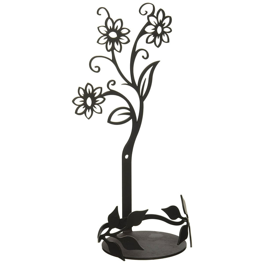 Wrought Iron Shasta Daisy Large Jar Sconce-Left candle holder candle sconce candle wall sconce