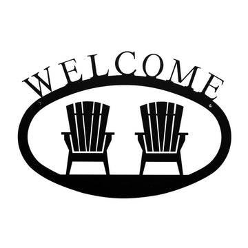 Wrought Iron Small Chairs Welcome Home Sign Small door signs outdoor signs welcome home sign welcome