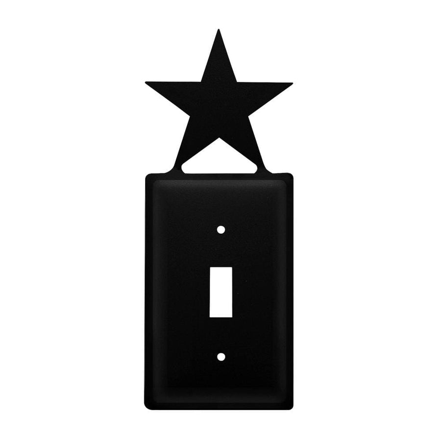Wrought Iron Star Switch Cover light switch covers lightswitch covers outlet cover switch covers