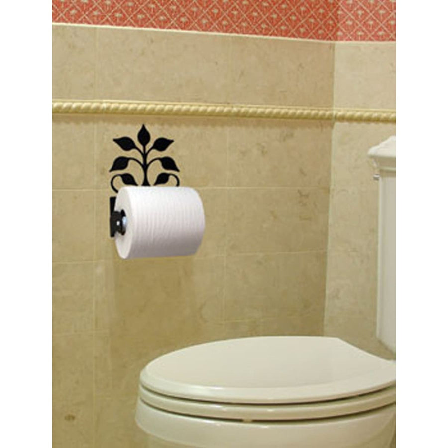 Wrought Iron Traditional Style Pine Cone Toilet Tissue Holder toilet holder toilet paper toilet