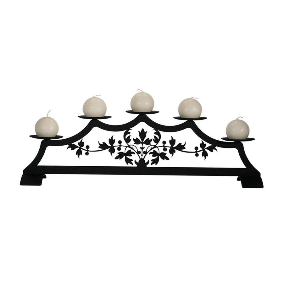 Wrought Iron Victorian Fireplace Pillar Holder candle holder candle wall sconce center pieces sconce