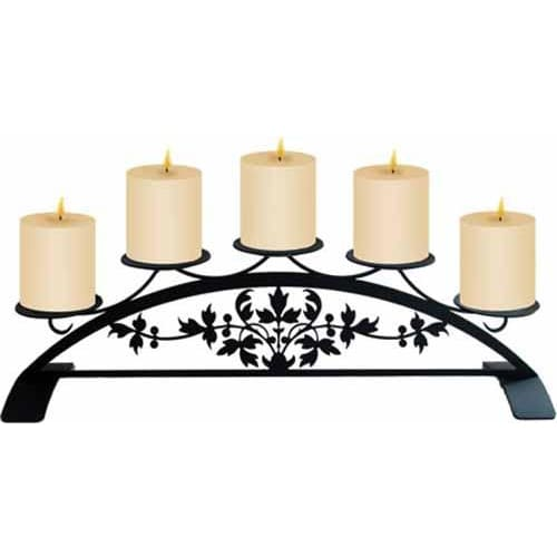 Wrought Iron Victorian Table Center Piece candle holder candle wall sconce center pieces sconce wall