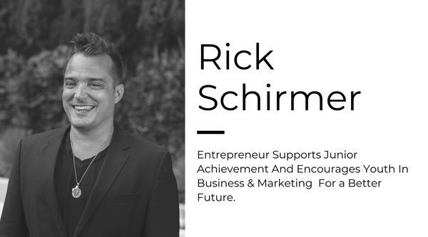 Rick Schirmer- Entrepreneur Supports Junior Achievement And Encourages Youth In Business & Marketing  For a Better Future. - Lamo Footwear