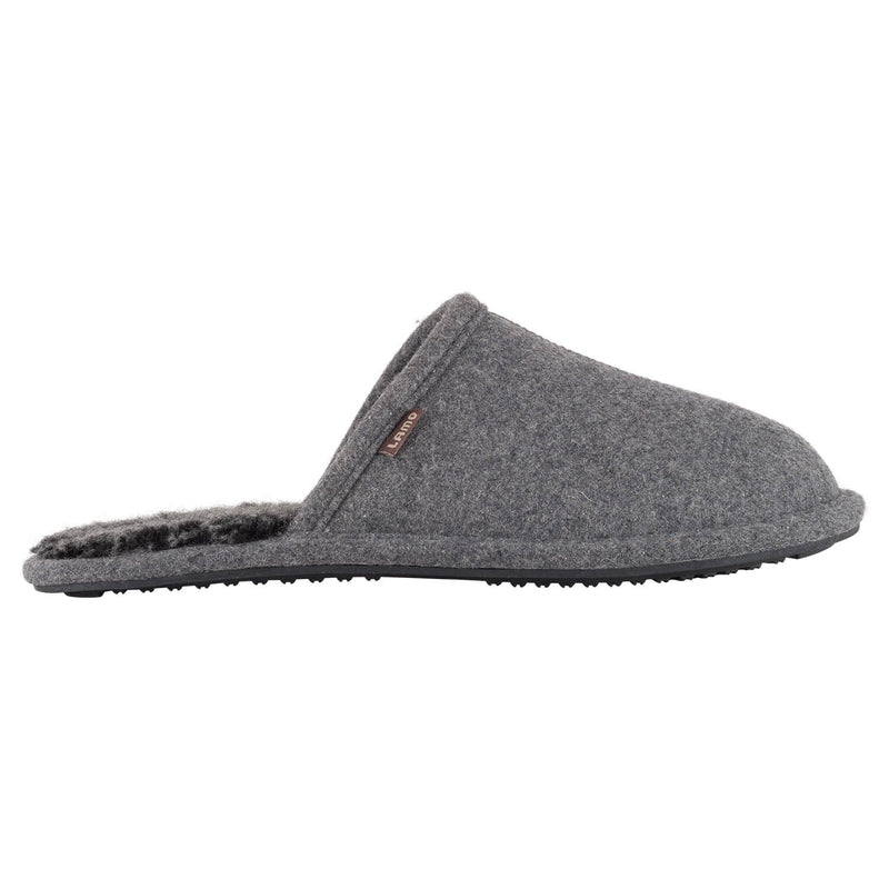 Landon Wool - CHARCOAL WOOL / SMALL (7-8) - Lamo Footwear