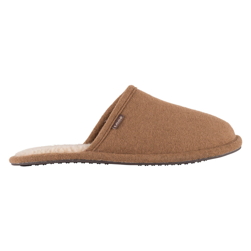 Landon Wool - CHESTNUT WOOL / SMALL (7-8) - Lamo Footwear