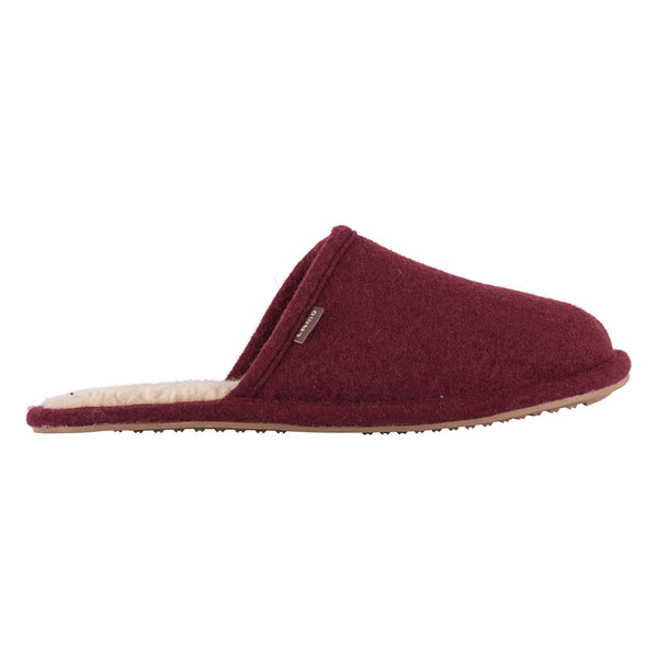 Landon Wool - RED WOOL / SMALL (7-8) - Lamo Footwear