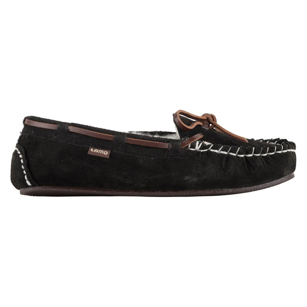 Ladies Britain Moc II Wide - Lamo Footwear