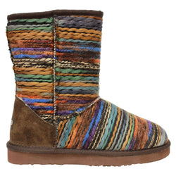 Juarez Boot - Chocolate / 5 - Lamo Footwear