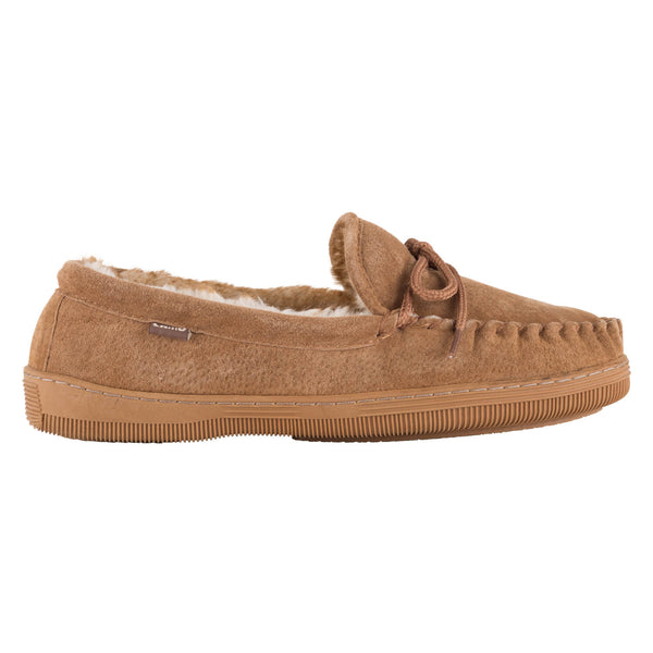 Children's Moc - CHESTNUT / 11Y - Lamo Footwear