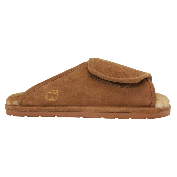 Men's Wrap - Chestnut / S - Lamo Footwear