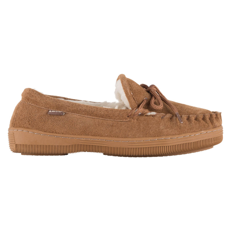 Lady's Moccasin - CHESTNUT / 5 - Lamo Footwear
