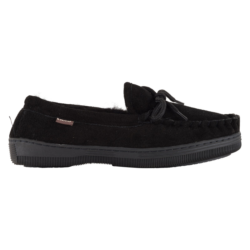 Men's Moc - Black / 7 - Lamo Footwear