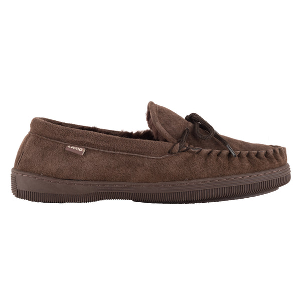 Men's Moc - Chocolate / 7 - Lamo Footwear