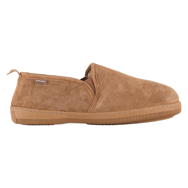 Romeo Slipper - Chestnut / 7 - Lamo Footwear