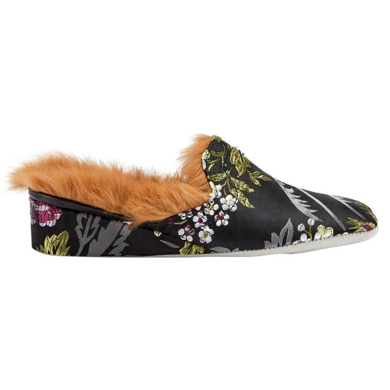 Lucille - Black Floral / 5 - Somersby by Lamo