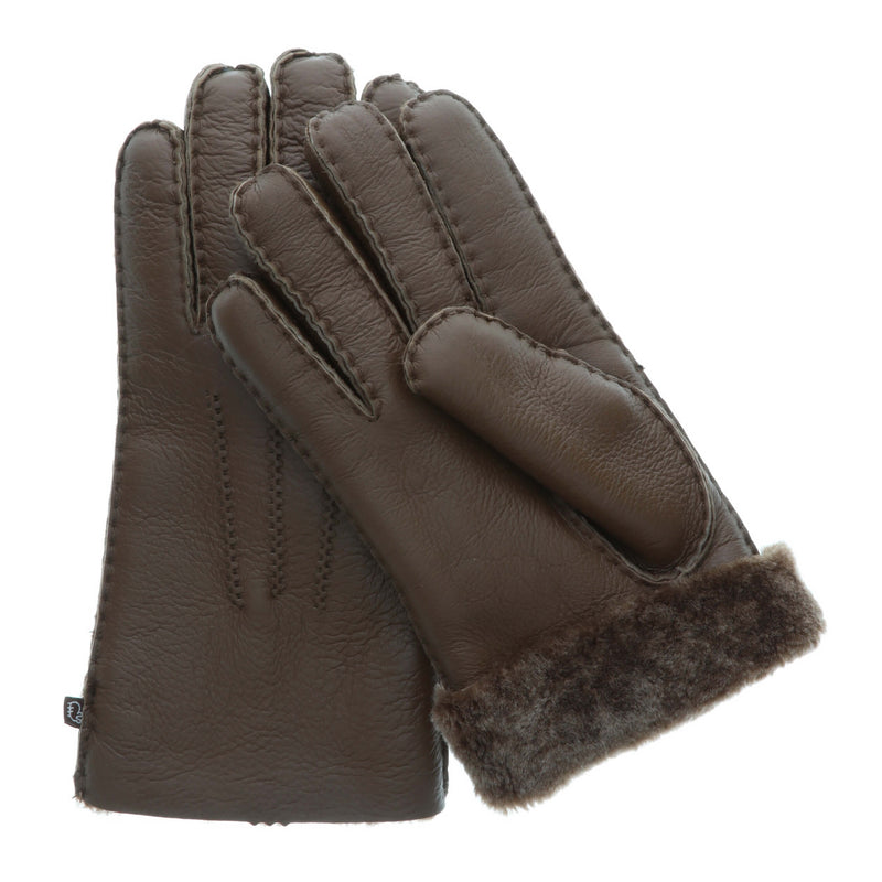 Men's Premium Australian Sheepskin Gloves - [variant_title] - Lamo Footwear