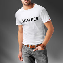Scalper White T-Shirt