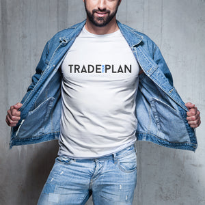 Trade Your Plan White T-Shirt