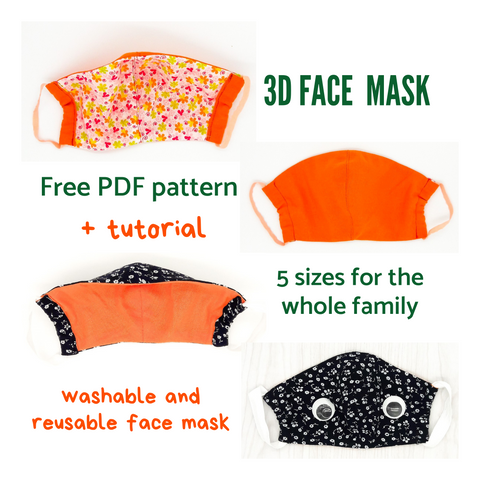 sewing patterns for face mask