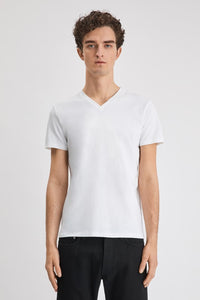 Men's Filippa K Lycra V-Neck - Size XXL