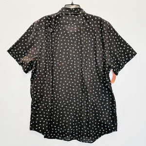 Paul Smith Button Front Tee - Size XL